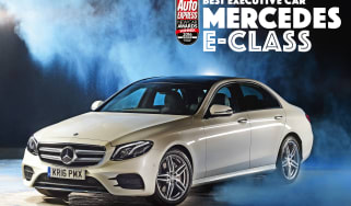 New Car Awards 2016: Executive Car of the Year - Mercedes E-Class