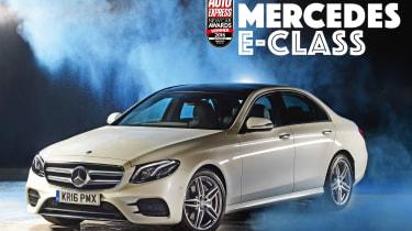 New Car Awards 2016: Executive Car of the Year - Mercedes E-Class