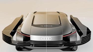 Car design - Perfect Silence by Minwoo Choi - rear