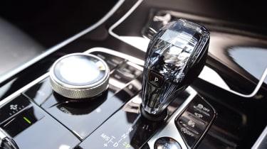 BMW X5 crystal gearknob
