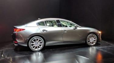 Mazda 3 Fastback - LA Motor Show - rear