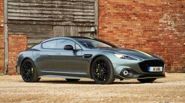 Aston Martin Rapide AMR - front static