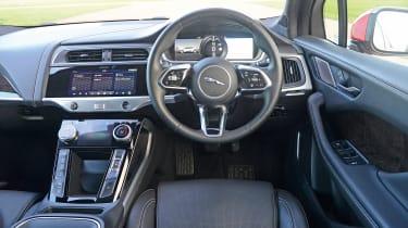 Jaguar I-Pace - dash