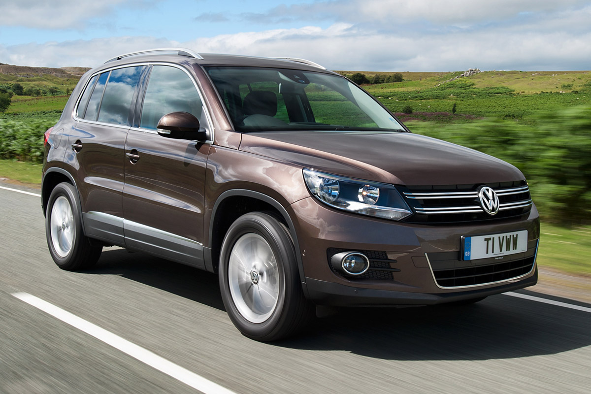 VW Tiguan Match | Auto Express