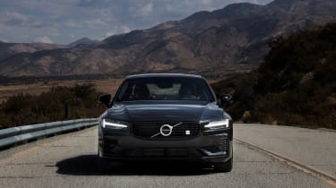 Volvo S60 Polestar Engineered - front