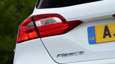 Ford Fiesta - rear light