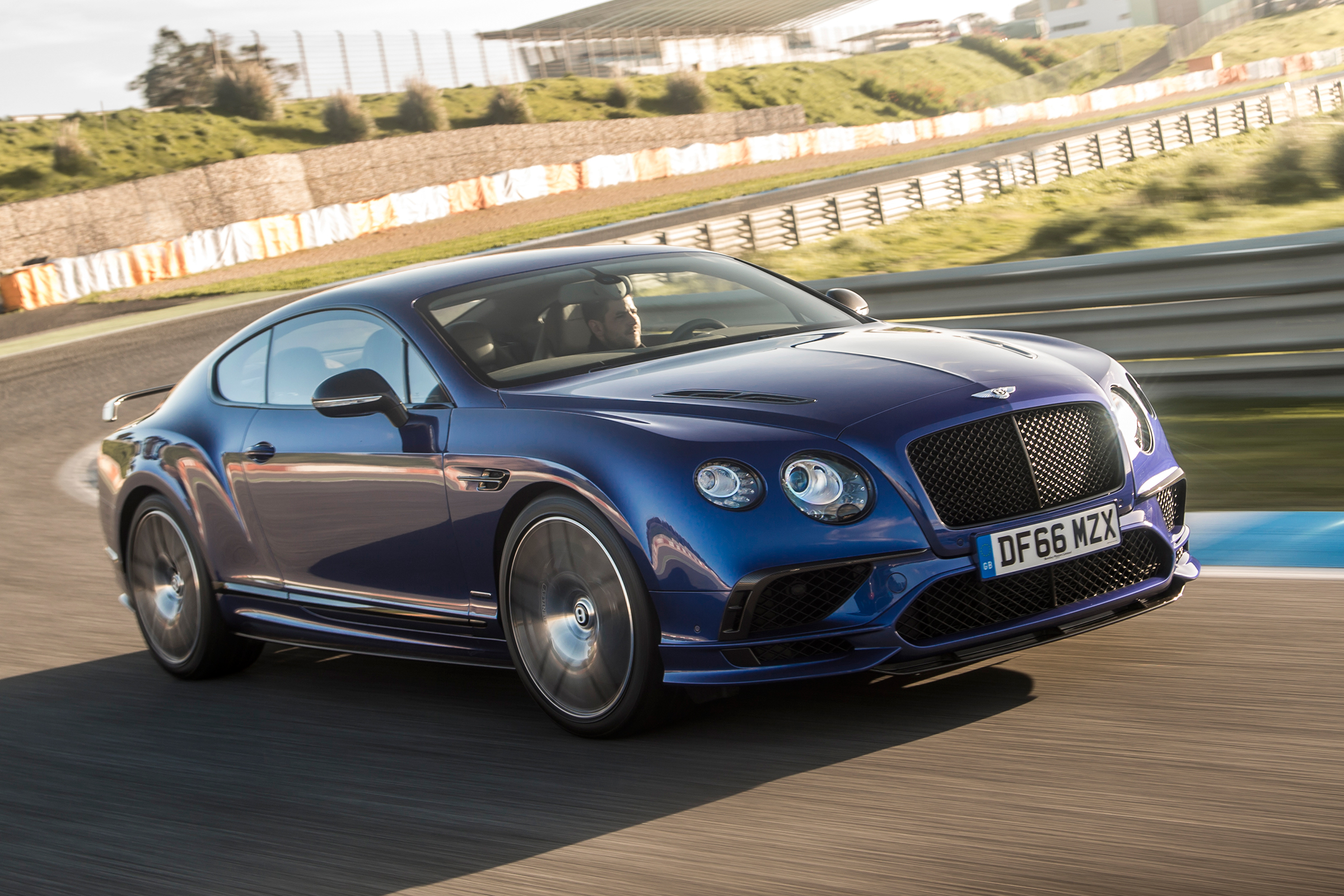 New Bentley Continental Supersports 2017 Review Auto Express