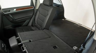 Used Volkswagen Touareg - rear seats
