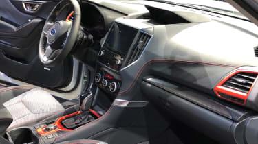 Subaru Forester 2018 New York interior
