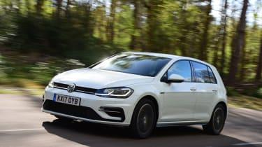Volkswagen Golf R-Line - front