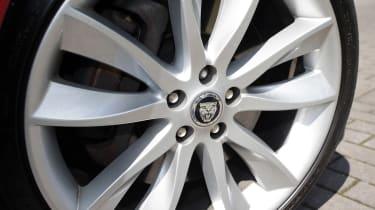 Used Jaguar XF - wheel