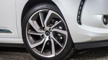 DS 3 - wheel detail