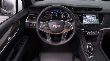 Cadillac XT5 SUV 2016 - interior