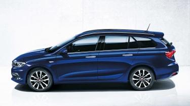 Fiat Tipo Estate - side