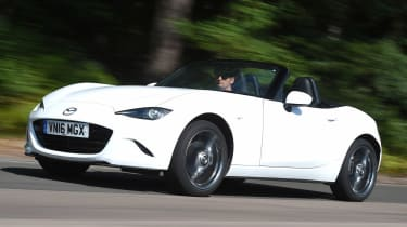 Mazda MX-5 - best used convertibles