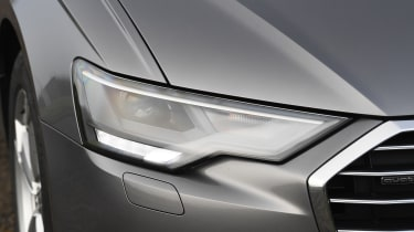 Audi A6 - headlight