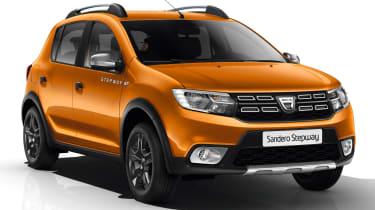 Dacia Sandero Stepway Summit
