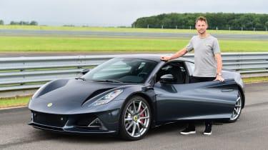 Lotus Emira - Jenson Button