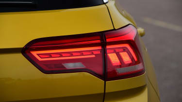 Volkswagen T-Roc - rear lights