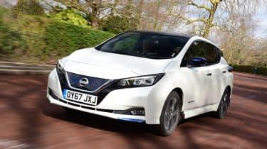 Best cars under £15,000  - Nissan Leaf