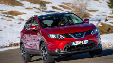 Nissan Qashqai 2014 1.6 dCi action