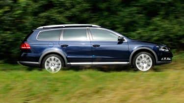 Volkswagen Passat Alltrack panning