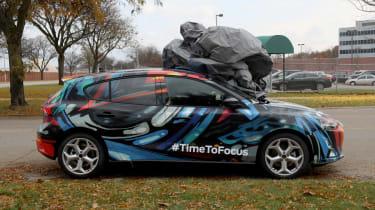 2018 Ford Focus Hatchback spy side