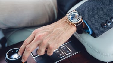 Range Rover SVAutobiography - controls