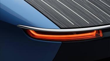 Rolls-Royce Boat Tail - rear detail
