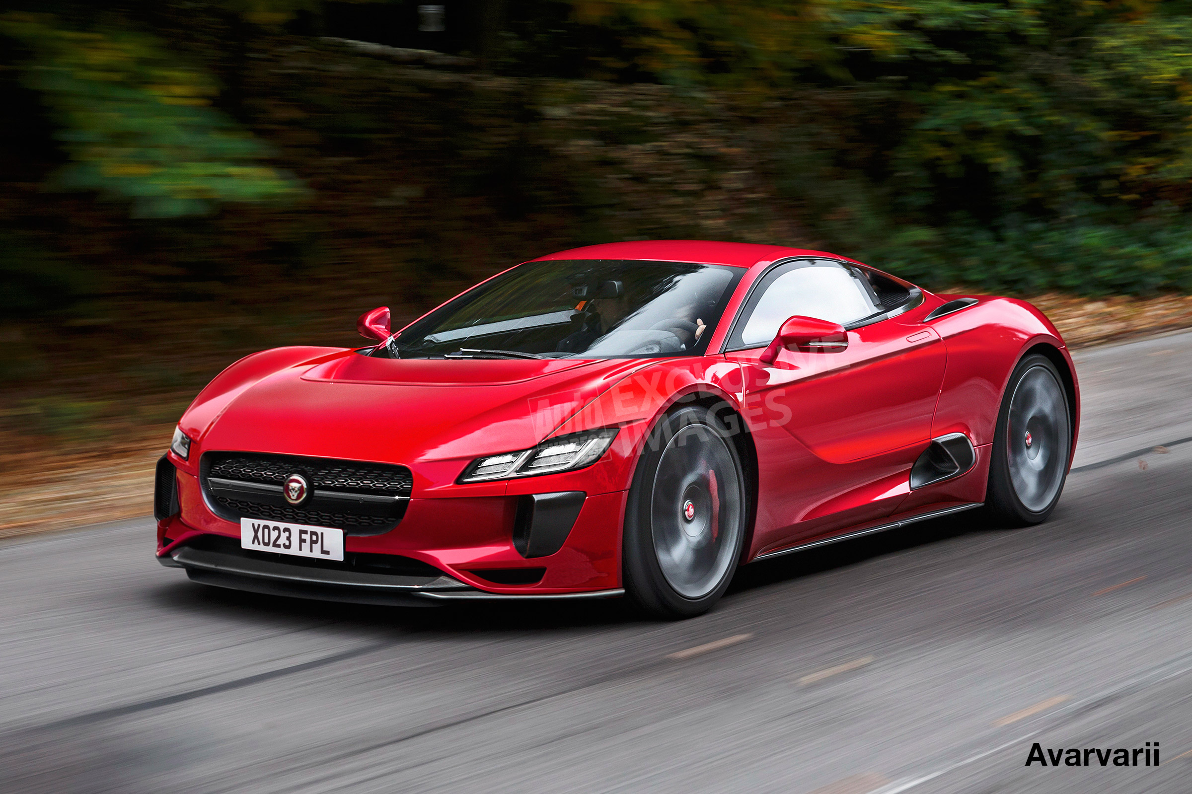 New mid-engined 4 Jaguar F-Type to rival McLaren  Auto Express