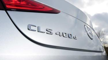 Mercedes CLS - rear light