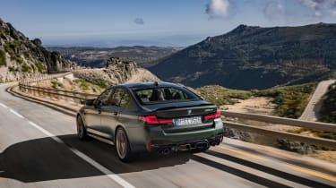 BMW M5 CS - rear 3