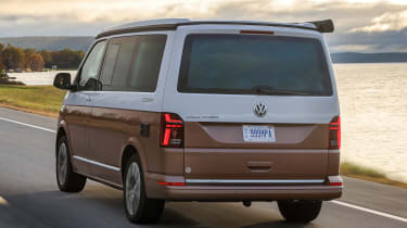 Volkswagen California T6.1 - rear