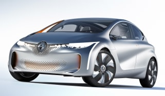 Renault EOLAB - front