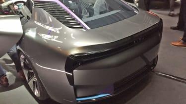 LYNK & CO sports car concept rear
