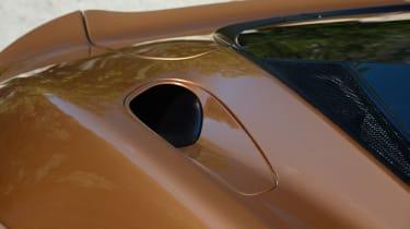 McLaren GT - detail