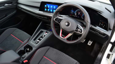 Volkswagen Golf GTI Clubsport - cabin