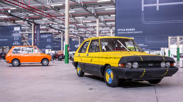 FCA Heritage - Fiat esv
