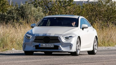 Mercedes CLS Catalonia