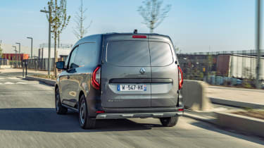 Renault Kangoo Van - rear