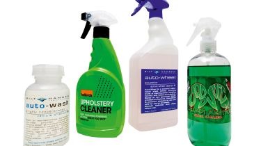 Clean your car for under £35
