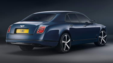 Bentley Mulsanne 6.75 edition - rear