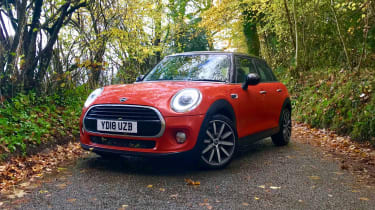 mini cooper 5-door long termer