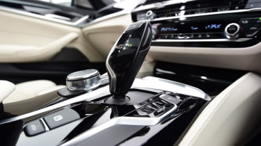 BMW 5 Series Touring - transmission