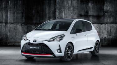 Toyota Yaris GR Sport revealed