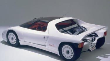 Peugeot Quasar - rear