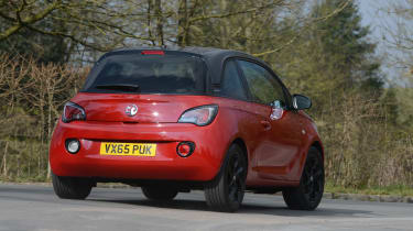 Vauxhall Adam Energised - rear