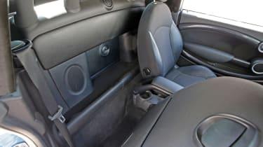 Used MINI Roadster - seats