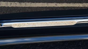 Volvo XC90 - sill