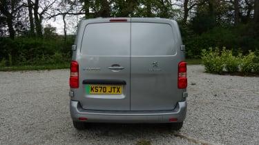 Peugeot e-Expert - rear doors